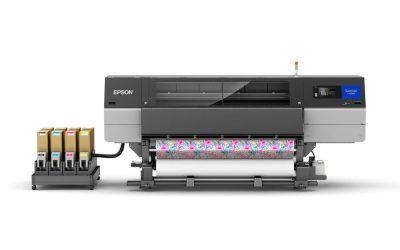 Neuer Epson Dye-Sublimationsdrucker setzt höhere Produktionsstandards