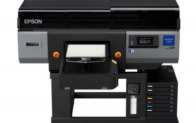 Neuer Epson DTG-Drucker für hohe Produktionsvolumen