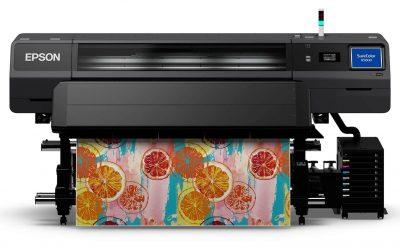 Epson stellt erste Drucker mit Resin-Tinten vor